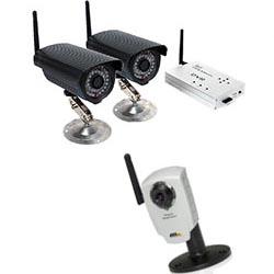 Беспроводные камеры видеонаблюдения с доступом по wi-fi