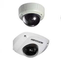 Купольные камеры видеонаблюдения уличные и внутренние