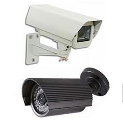 Наружные или уличные камеры видеонаблюдения