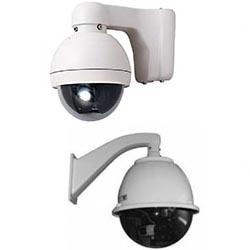 Поворотные камеры видеонаблюдения для внутренней и наружной установки