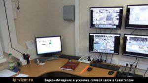 Системы видеонаблюдения на предприятии