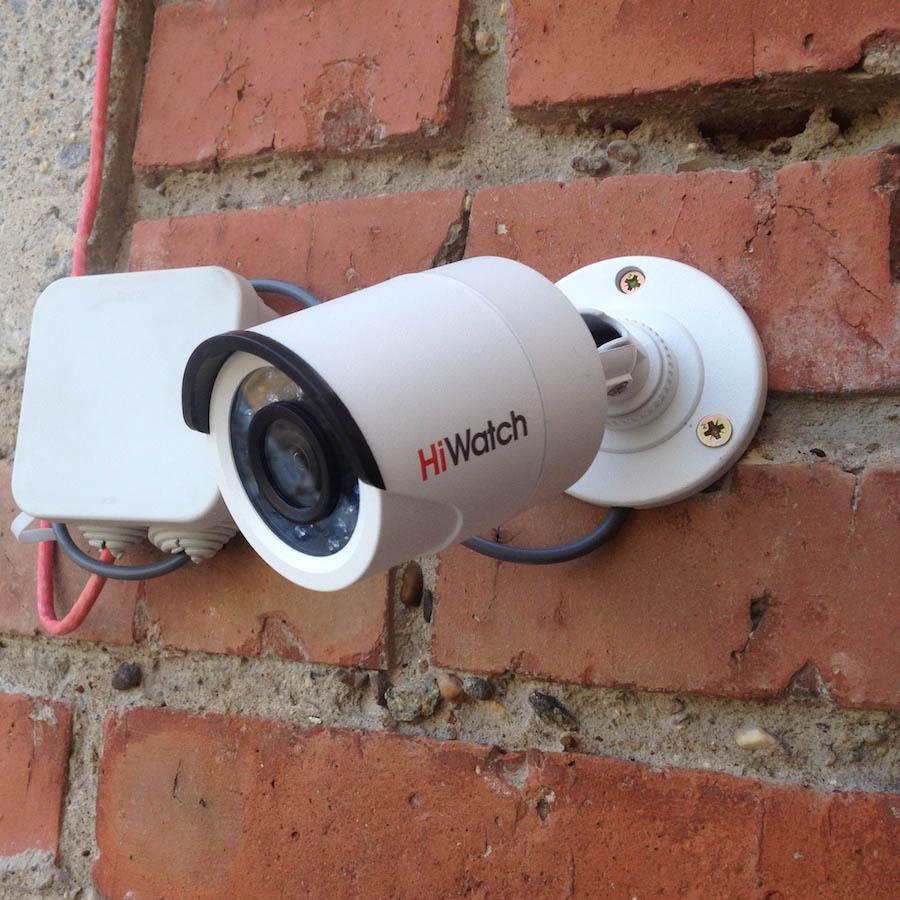 Продажа и монтаж системы видеонаблюдения в Севастополе